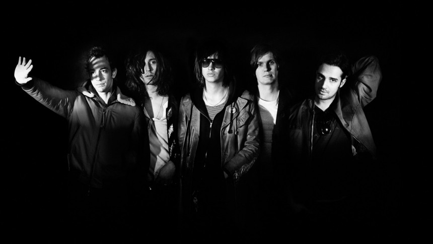 The Strokes till Way Out West