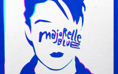 PREMIÄR: Majorelle Blue – Not as cool (as Kathleen Hanna)