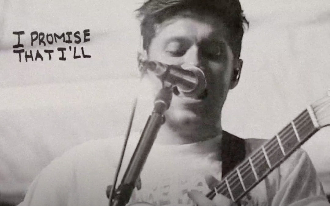 VIDEO: Niall Horan – Black And White