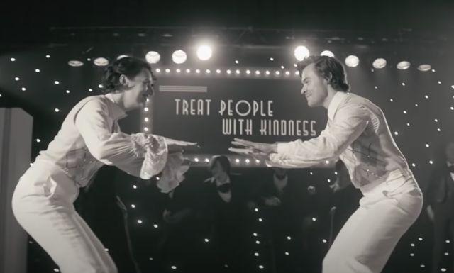 VIDEO: Harry Styles – Treat People With Kindness